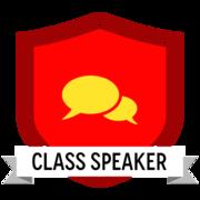 class speaker